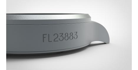FL 23883 engraving