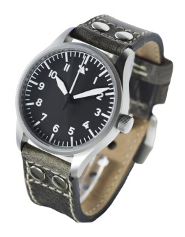 DEKLA Pilot watch Sport 42mm White