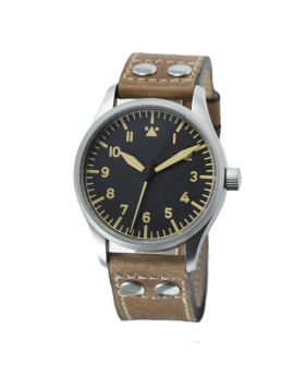 DEKLA Pilot Sport watch 42mm Old Radium