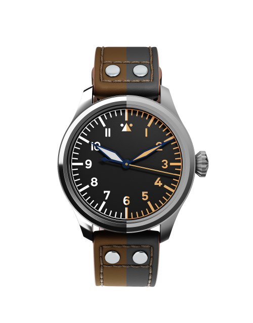 DEKLA Pilot watch 44 mm Type A