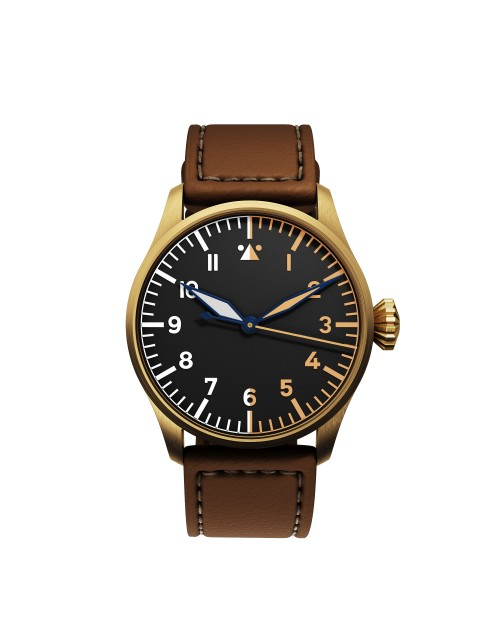 DEKLA Fliegeruhr 40 mm Type A Bronze CuSn8